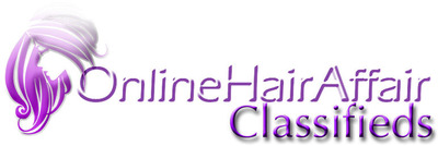 Online Hair Affair Classifieds.  (PRNewsFoto/Online Hair Affair)