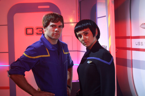 STAR TREK LIVE™ Debuts Worldwide at NASA's Kennedy Space Center Visitor Complex