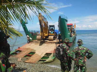 Infrastructure Firm Global Road Technology Announces Major Partnership to Develop Roads for the Indonesian Military Across Indonesia