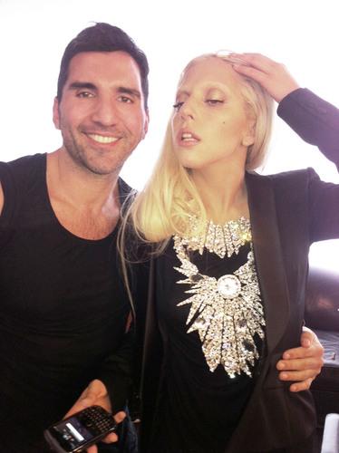 Jewelry Designer Rodrigo Otazu Collaborates With Lady Gaga and Nicola Formichetti for Thierry