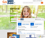 GiftCards.com has been awarded the Google Trusted Stores badge for demonstrating a track record of on-time shipping and excellent customer service. (PRNewsFoto/GiftCards.com)