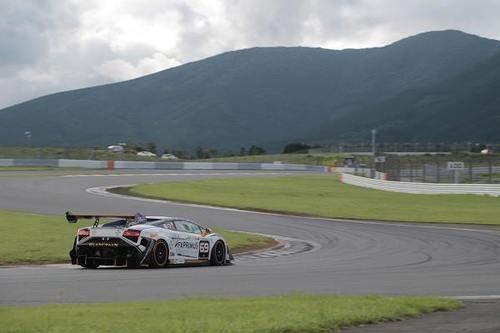 Team FXPRIMUS Aylezo lands podium finish in Fuji. (PRNewsFoto/FXPRIMUS)