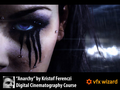 Graduation project in Digital Cinematography. FaiStrada's Digital Cinematography course provides both theoretical and applied knowledge of leading post production applications such as After Effects, Nuke, Maya, Lightwave and zBrush.  (PRNewsFoto/VFX Wizard srl)