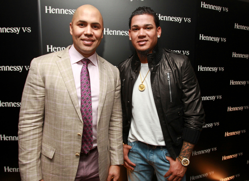 "Hennessy celebrates the achievements of Latinos in baseball with Carlos Beltran and ""King Felix"" ..."