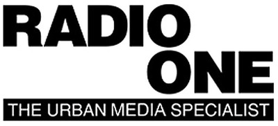 Radio One, Inc. logo.