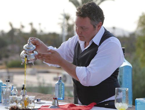 La ginebra Bombay Sapphire da a conocer al barman más imaginativo del mundo