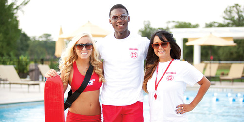 Join American Pool's lifeguard program.  (PRNewsFoto/American Pool Enterprises, Inc.)