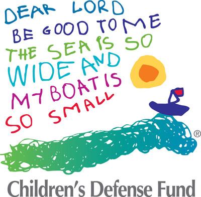 Children's Defense Fund logo (PRNewsFoto/Children's Defense Fund)