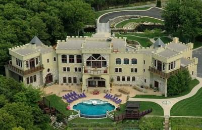 Sir Ivan's Castle in Hamptons, NY.