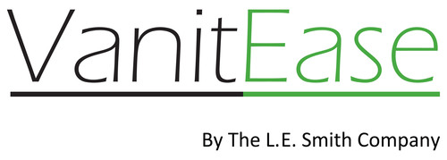 VanitEase by The L.E. Smith Company. (PRNewsFoto/The L.E. Smith Company) (PRNewsFoto/THE L.E. SMITH COMPANY)