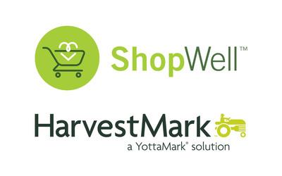 HarvestMark acquires ShopWell.  (PRNewsFoto/HarvestMark)