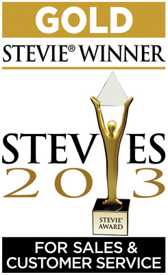 Richardson and Clients Recognized with 9 Stevie Awards.  (PRNewsFoto/Richardson)