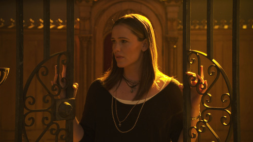 Jennifer Garner And Alfred Molina Step Into The Confessional For 'Serena'