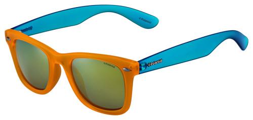 Polaroid Polarized Sunglasses. Style P8400/S available at solsticesunglasses.com.  (PRNewsFoto/Safilo Group)