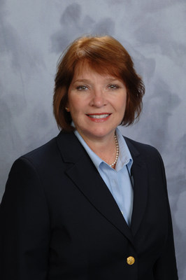 Beryl Ramsey, chief executive officer of Houston Methodist Willowbrook Hospital and senior vice president of Houston Methodist, announces hospital expansion with the opening of a new universal patient care unit.