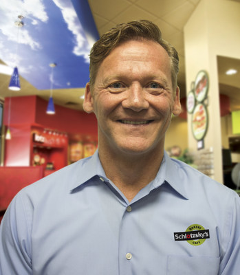 Schlotzsky's(R), home of The Original(R) oven-baked sandwich and famous Fresh-from-Scratch(R) buns, announced today that Monte Jump has been named Vice President of Global Marketing for the Lotz Better(R) fast-casual restaurant chain.
