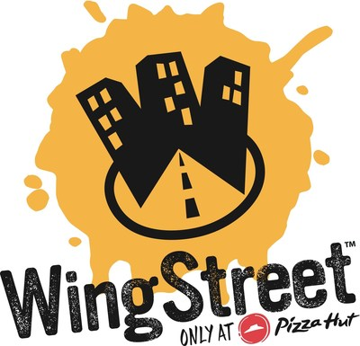 WingStreet by Pizza Hut logo
