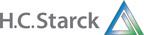 H.C. Starck logo.