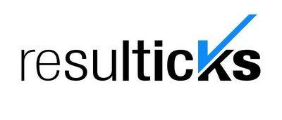 Resulticks logo (PRNewsFoto/Interakt Digital Solutions)