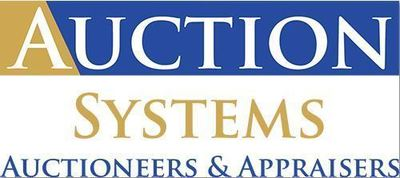 Auction Systems Auctioneers & Appraisers Inc. (PRNewsFoto/Auction Systems Auctioneers)