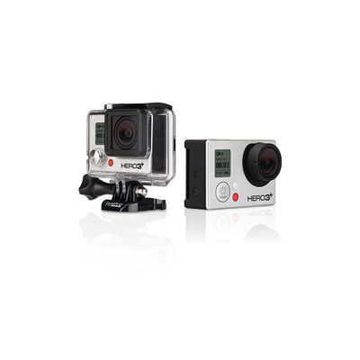 GoPro HERO3Plus Black Edition camera.  (PRNewsFoto/GoPro)