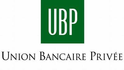 UBP Logo (PRNewsFoto/Union Bancaire Privee, UBP SA)