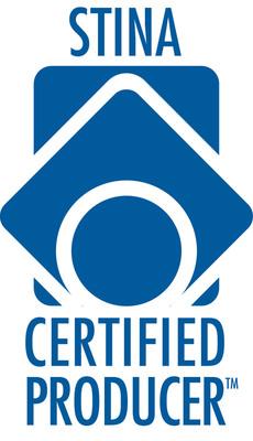 Steel Tube Institute of North America New Certified Producer Logo.  (PRNewsFoto/Steel Tube Institute of North America)