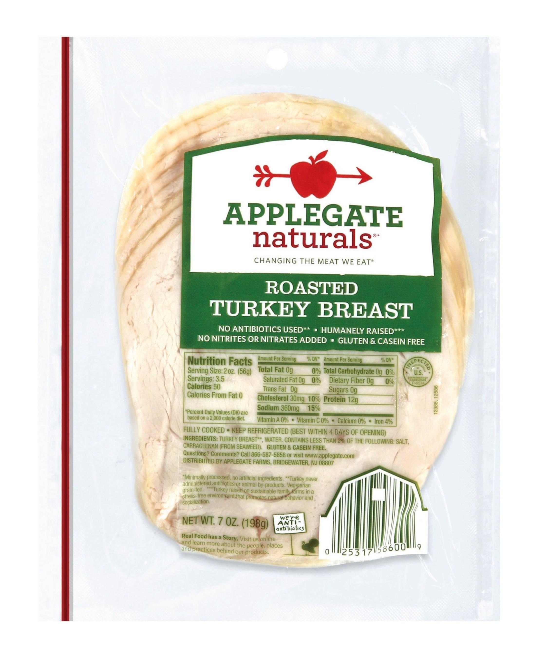Applegate(R) Naturals Roasted Turkey Breast