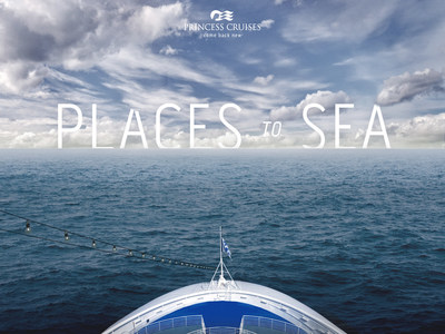 Princess Cruises debuts Places to Sea, a new interactive mobile experience.