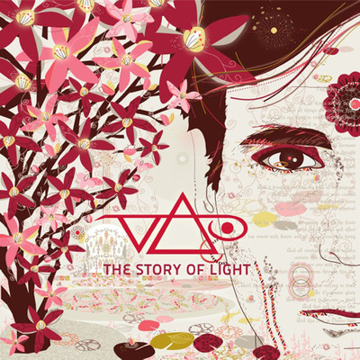 "Steve Vai's new solo album ""The Story Of Light"" out August 14.  (PRNewsFoto/Favored Nations Entertainment)"