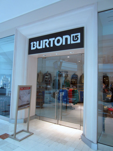 Burton Announces New Partner Stores in DC Metro Area & Northern New Jersey.  (PRNewsFoto/Burton Snowboards)