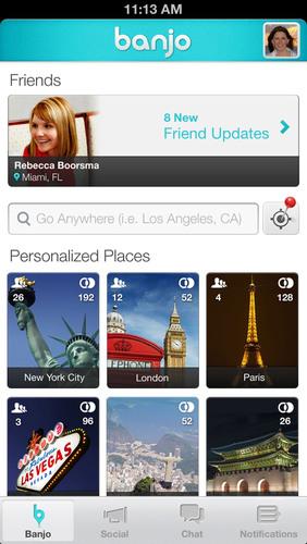 Banjo Takes You 'There' In Real Time To Discover The People, Places And Things You Care About Most
