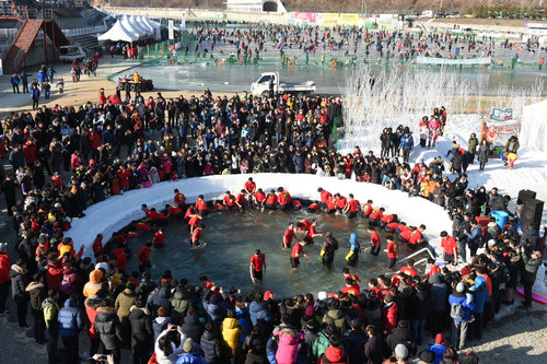 Ice-fishing festival to kick off in Hwacheon