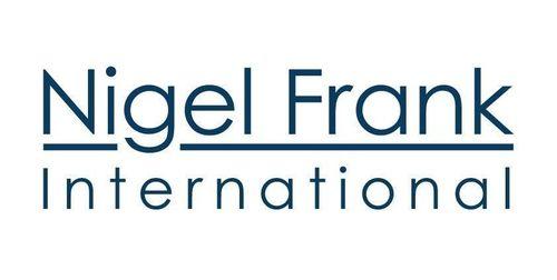 Nigel Frank International Logo (PRNewsFoto/Nigel Frank International)