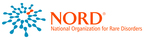 National Organization for Rare Disorders (NORD) logo.