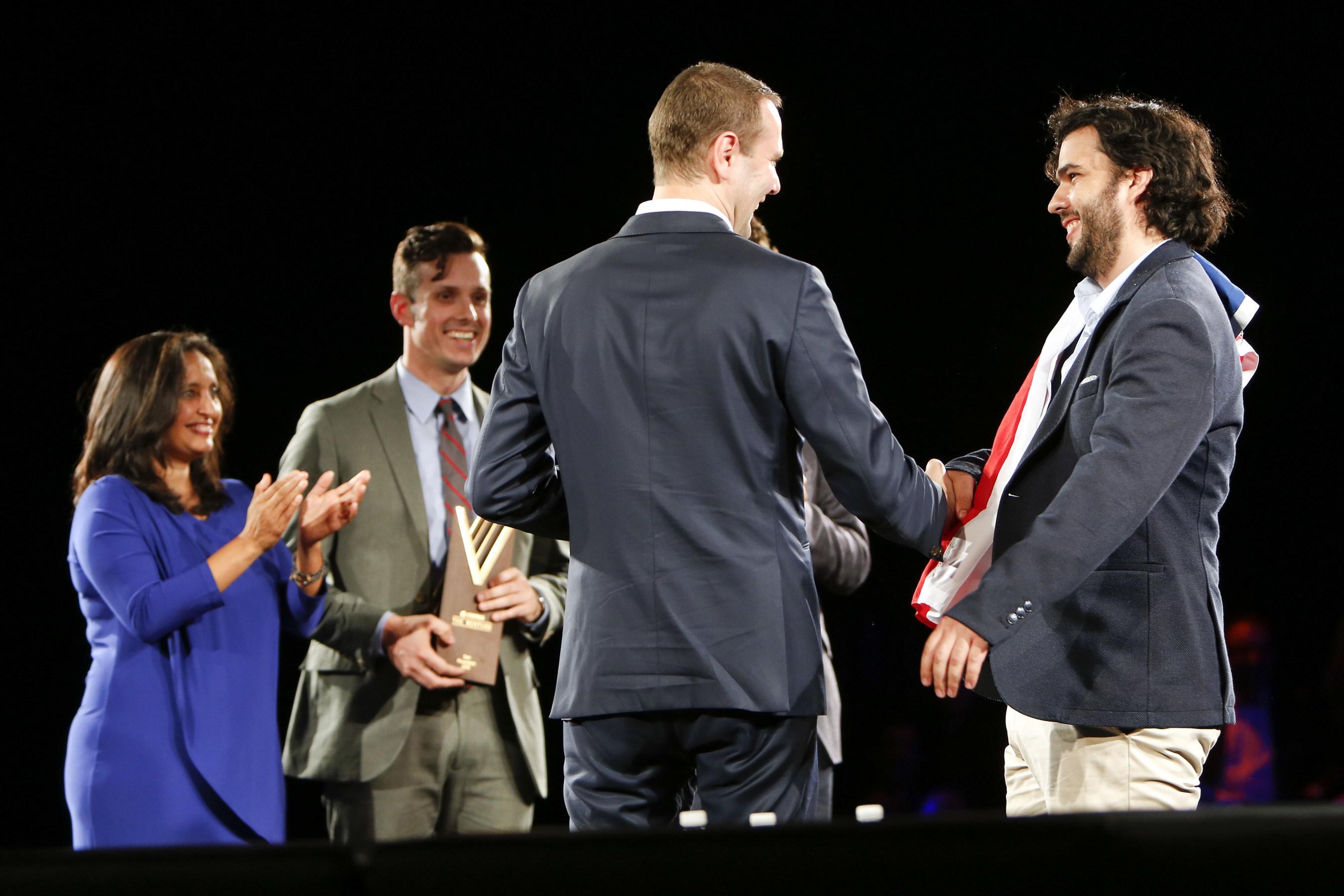 Congratuations for The Venture finalists