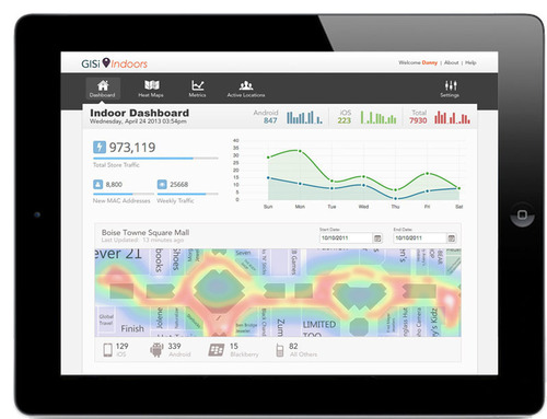 Esri, along with partners GISi and Infsoft, are creating analysis tools for in-building mapping.  ...