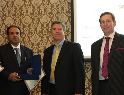Aquatech H2O Award.  (PRNewsFoto/Aquatech International Corporation)