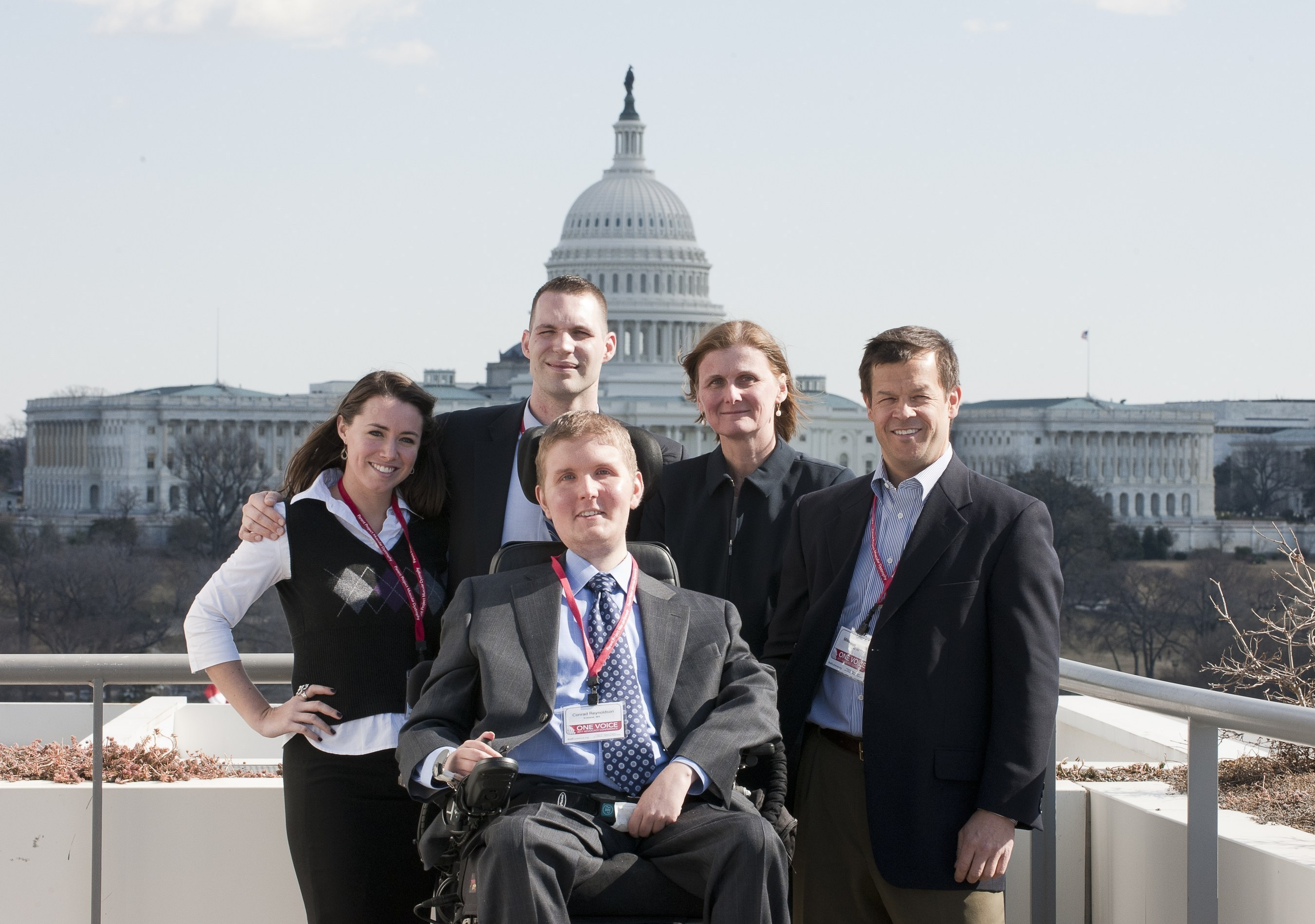 Parent Project Muscular Dystrophy leads Duchenne advocates to Capitol Hill to accelerate therapies and quality care; PPMD's Annual Advocacy Conference focused on implementing MD-CARE Act Amendments and strengthening patient voice at FDA