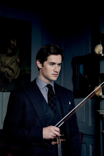 CBS Watch! Magazine Partners With Classical Musician Charlie Siem On Spring Marketing Campaign.  (PRNewsFoto/CBS Corporation)