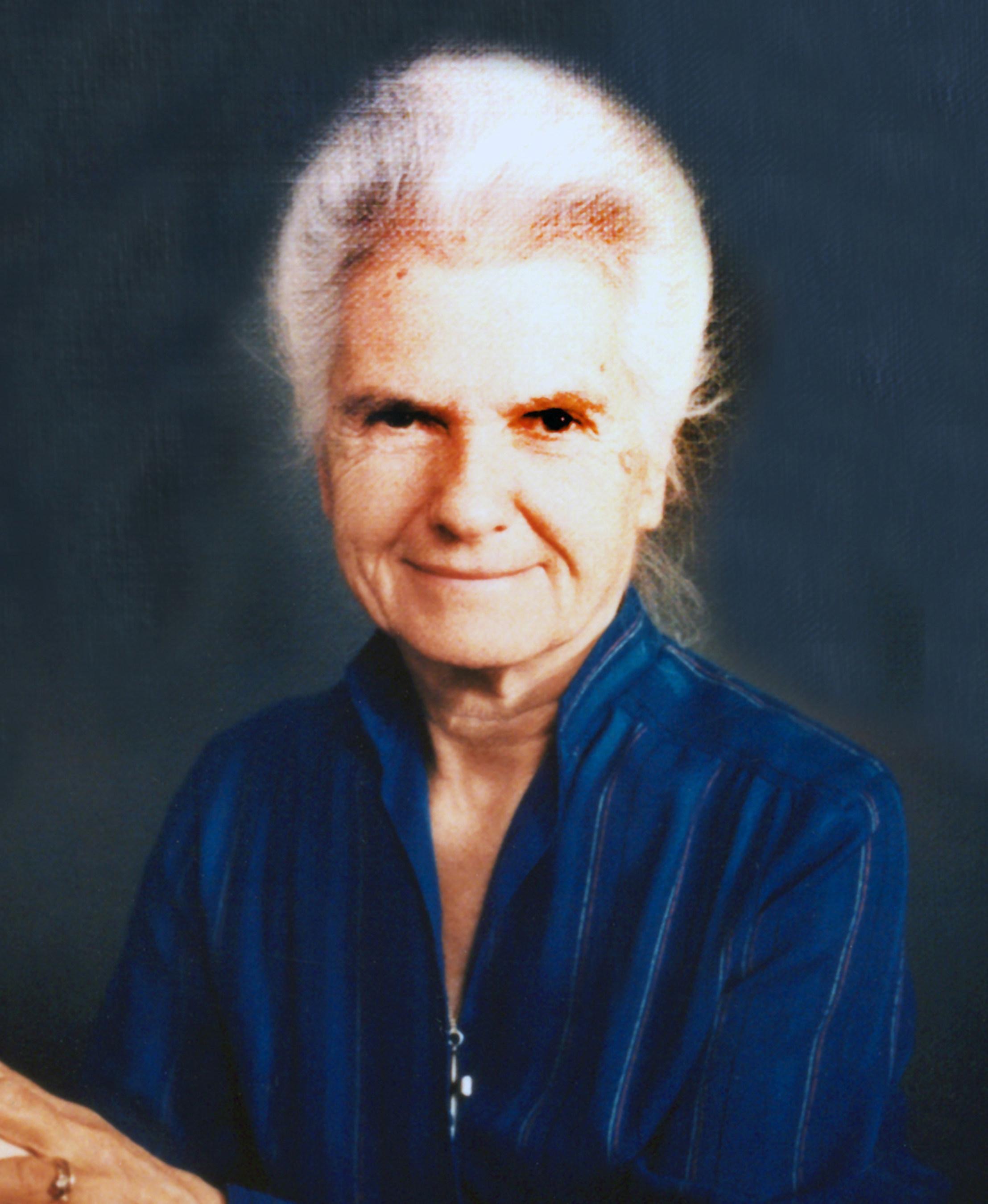 Viola M. Frymann, D.O., F.A.A.O., F.C.A. muere a los 94 años