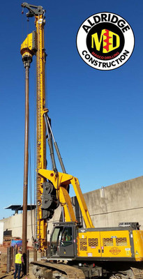 Installing M-Piles/Displacement Piles