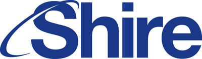 Shire logo.  (PRNewsFoto/Shire plc)