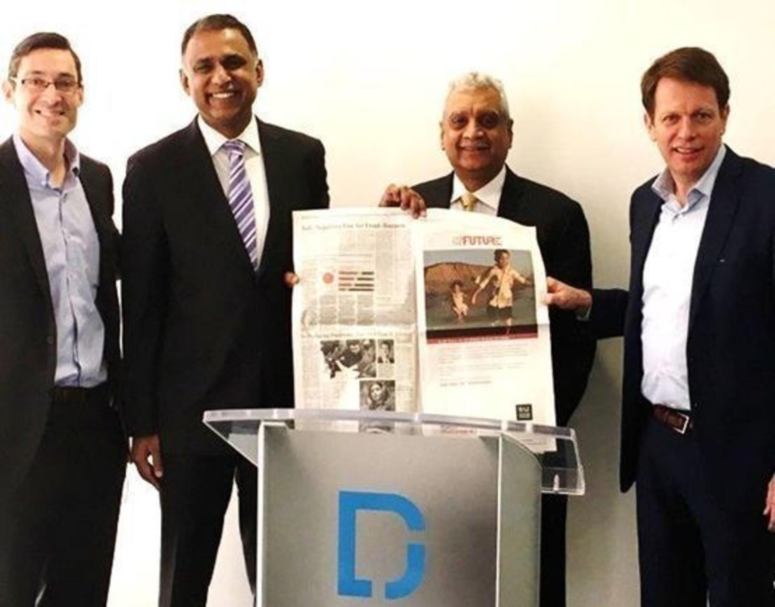 Tech Mahindra and WSJ.Custom Studios Launch 'In The Future'