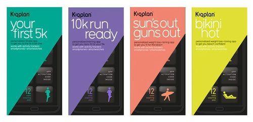 Kiqplan Digital coaching app (PRNewsFoto/Kiqplan)