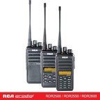 RCA Introduces Best in Value Class of Digital Two-Way Radios Through Its US Distributor, Discount Two-Way Radio