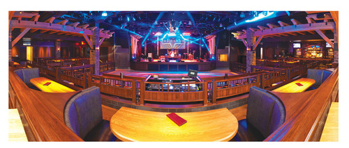 THE RANCH Saloon; located in Anaheim, CA is the brainchild of Andrew Edwards, president and owner of Extron ...