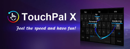 TouchPal X.  (PRNewsFoto/CooTek)