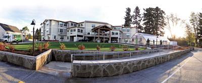 Elite Care's Sylvan Park Campus: Dementia Library (PRNewsFoto/Elite Care Management Group, LLC)