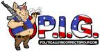 Politically Incorrect Group logo (PRNewsFoto/Politically Incorrect Group)